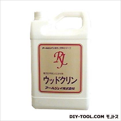 ウッドクリン木材用シミ抜き剤  2L WD-02
