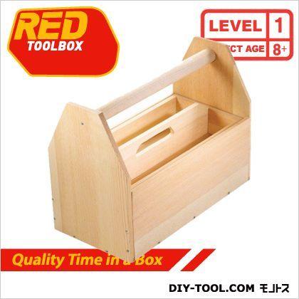 レッドツールボックス どうぐばこ工作キット 約L32.5×W17×H25cm K012