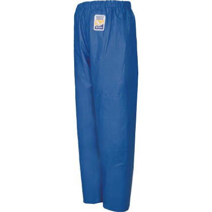 ロゴス マリンエクセル並ズボン膝当て付きブルー3L 12050150