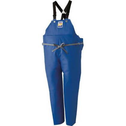 【送料無料】ロゴス マリンエクセル胸当て付きズボン膝当て付きサスペンダー式ブルーL 339 x 247 x 72 mm 12063152