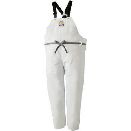 【送料無料】ロゴス マリンエクセル胸当て付きズボン膝当て付きサスペンダー式ホワイト3L 337 x 227 x 81 mm 12063610