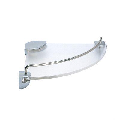 コーナー型化粧棚  W200H58D200(mm) R2106