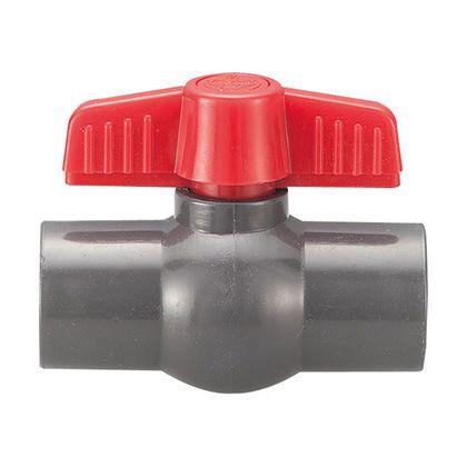 PVCボールバルブ  10-ZA VXH62-10-ZA