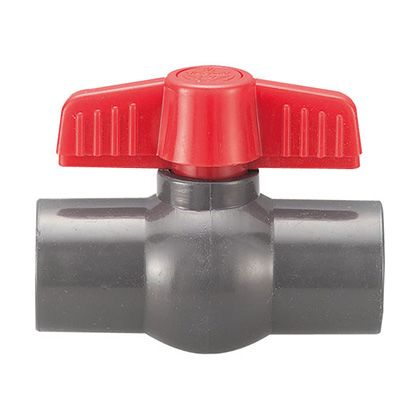PVCボールバルブ  20-ZA VXH62-20-ZA