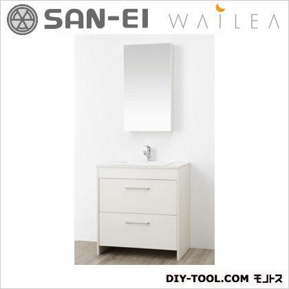 【送料無料】三栄水栓 洗面化粧台   WF014S-750-IV-T1  洗面器洗面