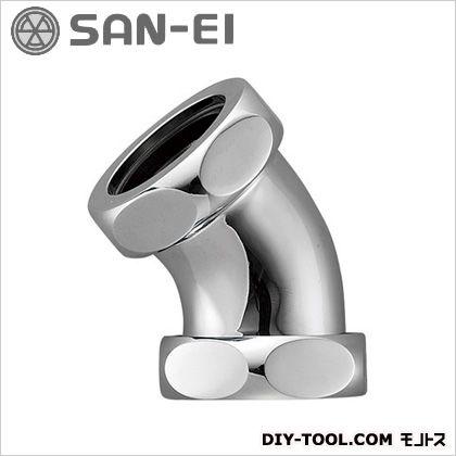 洗浄管連結45°エルボ  38mm H81-4-45-38