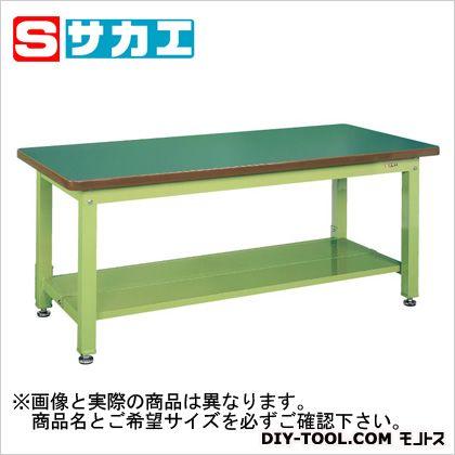 【送料無料】サカエ 重量作業台KWタイプ(中板2枚付) KWF189T1