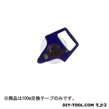 ガラス繊維巻尺ハヤマキ12交換テープ※リール別売※  100m 12-100HSW