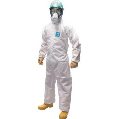 使い捨て化学防護服(10着入り)L   MG1500-L 10 着