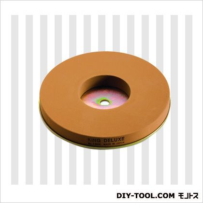 刃物研磨機用替砥石(鉄板接着済)中研ぎ用   キング #1000