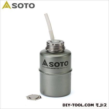 SOTO ポータブルガソリンボトル 750ml SOD-750-07