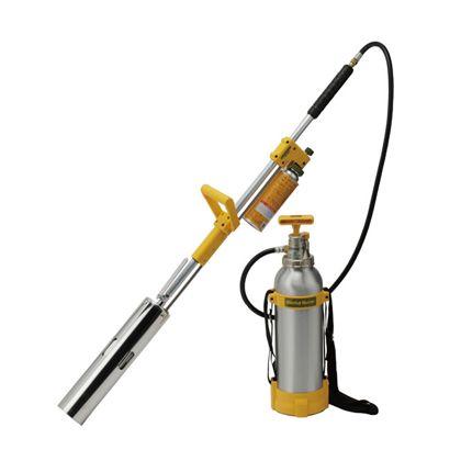 草焼バーナーPro タンク分離型長時間タイプ ガス余熱機能付き  バーナー部・1170mm/ホース長さ・1.3m KB-300G