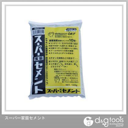 スーパー家庭用セメント  1.3kg CQG1.3