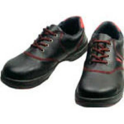【送料無料】シモン 安全靴短靴SL11−R黒/赤25.0cm 311 x 184 x 115 mm SL11R-25.0 1