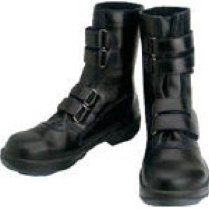 【送料無料】シモン 安全靴マジック式8538黒24.0cm 323 x 284 x 120 mm 8538N24.0