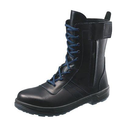 安全靴長編上靴8533黒26.5cm   8533-26.5