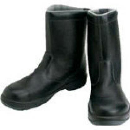 安全靴半長靴SS44黒25.0cm   SS44-25.0