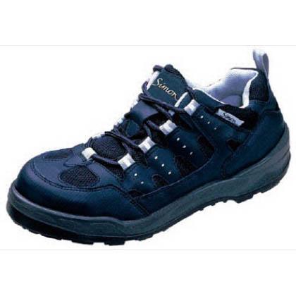 【送料無料】シモン プロスニーカー短靴8800紺25.0cm 315 x 180 x 124 mm 8800BU-25.0 1