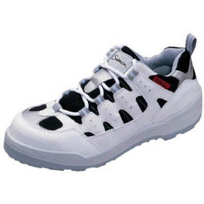 【送料無料】シモン プロスニーカー短靴8800白/黒25.5cm 314 x 181 x 124 mm 8800W25.5 1
