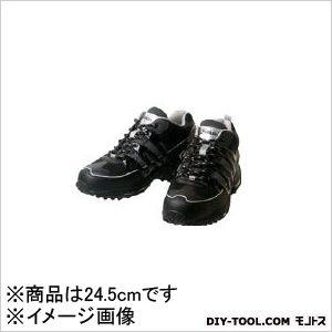 プロスニーカーエアースペシャル3000黒静電仕様24.5   AIR-3000BKS-24.5