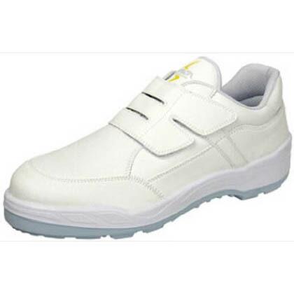 シモン 静電プロスニーカー短靴8818N白静電仕様24.0cm 314 x 182 x 117 mm