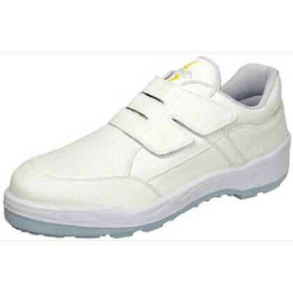 【送料無料】シモン 静電プロスニーカー短靴8818N白静電仕様25.0cm 316 x 183 x 117 mm 1