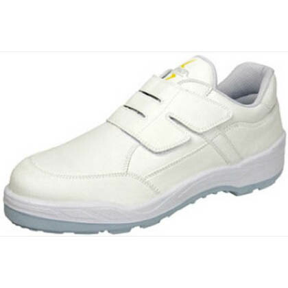 【送料無料】シモン 静電プロスニーカー短靴8818N白静電仕様25.5cm 315 x 185 x 120 mm 8818WS25.5