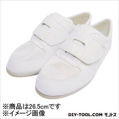 静電作業靴メッシュ靴CA-6126.5cm   CA61-26.5
