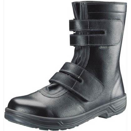 【送料無料】シモン 安全靴長編上靴マジック式SS38黒27.5cm 325 x 286 x 116 mm SS38-27.5