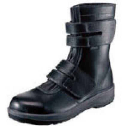 【送料無料】シモン 安全靴長編上靴7538黒28.0cm 321 x 282 x 120 mm