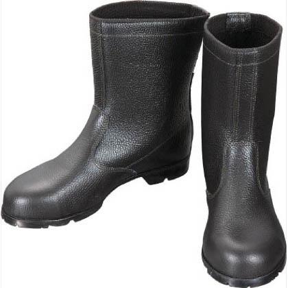 シモン 安全靴半長靴AS2424.0cm AS24-24.0