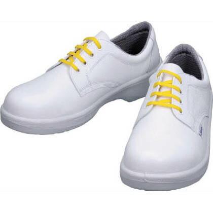 【送料無料】シモン 静電安全靴短靴7511白静電靴24.0cm 318 x 177 x 115 mm 7511WS24.0