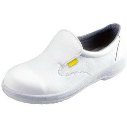 【送料無料】シモン 静電安全靴短靴7517白静電靴26.5cm 316 x 179 x 120 mm 7517WS26.5