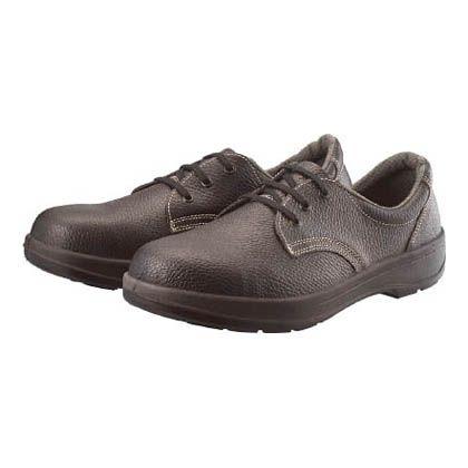2層ウレタン底安全短靴   AW11BK-24.5
