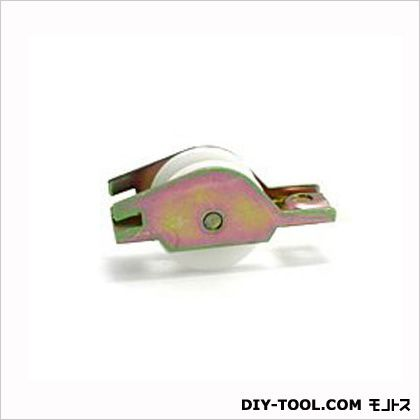 ACE(エース) トステム純正部品雨戸戸車左右兼用DAN単体・ルーバーレール用雨戸-トステム-204 1.6×4.8cm