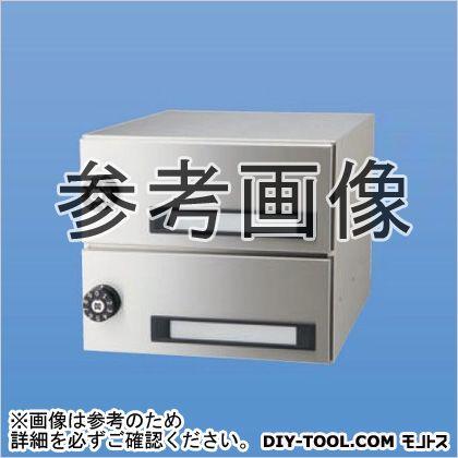 【送料無料】神栄ホームクリエイト 郵便受箱(ダイヤル錠付)前入後出型 SMP-19-3FR 0