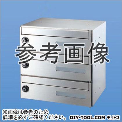 【送料無料】神栄ホームクリエイト 郵便受け箱前入前出型 SMP-35R-3FF 0