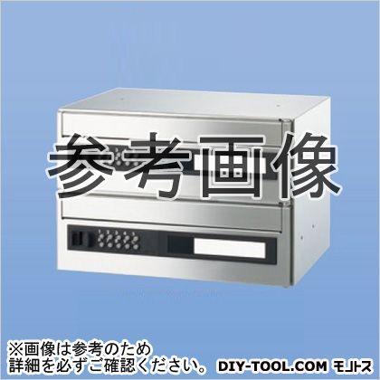 【送料無料】神栄ホームクリエイト 郵便受箱(可変プッシュ錠付)前入前出型 SMP-36P-2FF 0