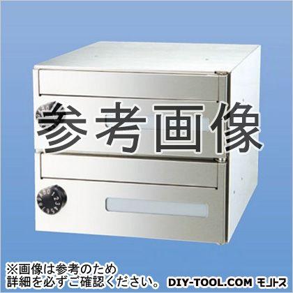 【送料無料】神栄ホームクリエイト 郵便受箱(ダイヤル錠付)前入前出型 SMP-19-3FF 0