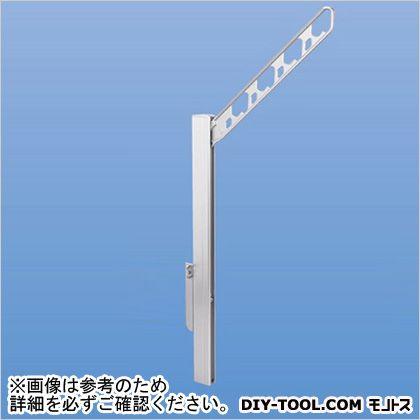【送料無料】神栄ホームクリエイト バルコニー物干金物(縦収納・スライド型) ステンカラー SK-550ESLP-SC 1本