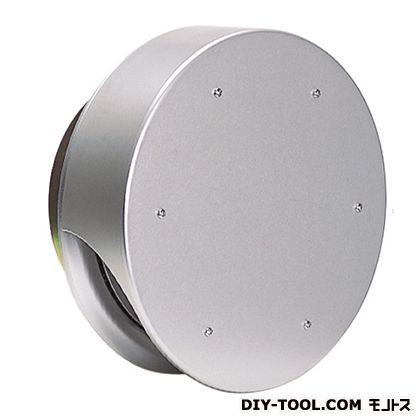 外壁用アルミ製換気口薄型フード金網型3メッシュ防火ダンパー付   SNUD100