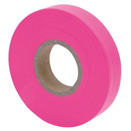 マーキングテープ   蛍光ピンク   15mm×50m 74161