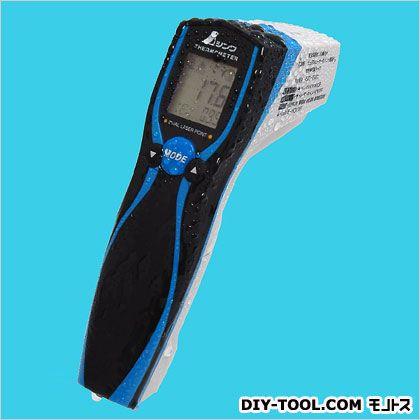 シンワ放射温度計E防塵防水デュアルレーザーポイント付   73036