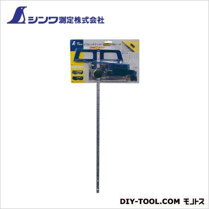 シンワ測定 ビスピッチマーカーマルチ 88×655×242mm 77315