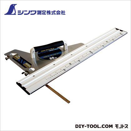シンワエルアングルアジャスト60cm併用目盛角度調整付  75×350×762mm 77371