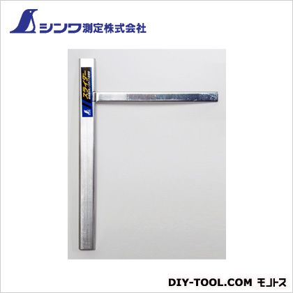 スライダー専用溝付丸ノコガイド定規用  6×167×230mm 78236
