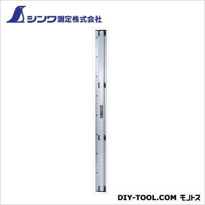 【送料無料】シンワ測定 アルミカッター定規カット師PROTECT併用目盛 1.25m 65067 1
