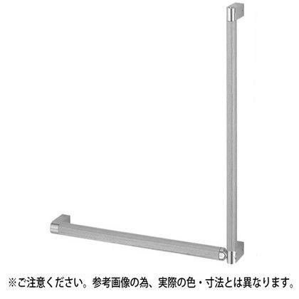 【送料無料】シロクマ シルエット手すりL形(右) 32φ BR-581R 1組