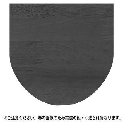 集成材棚板D形 ミディアムオーク 200×250mm TG-101