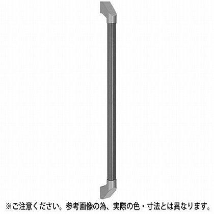 【送料無料】シロクマ SP形手すり シルバー/アイボリー 600mm BR-565 0